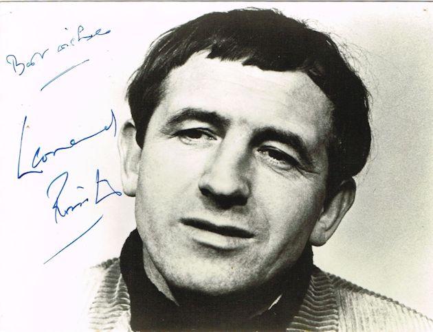 leonard rossiter 2001